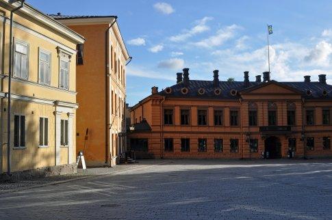 Bild aus der Altstadt bei Sonnenschein