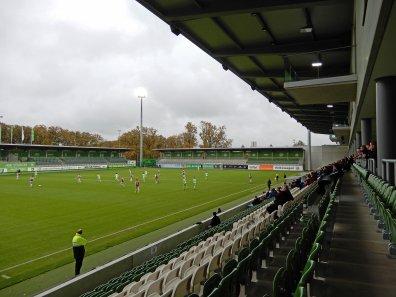 Zuschauerarmes Duell in der Regionalliga Nord