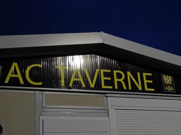 Clubhaus des Vereins mit speziellem Namen