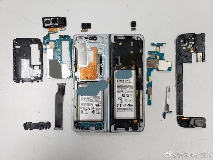 Samsung Galaxy Fold уже разобрали – фото 2