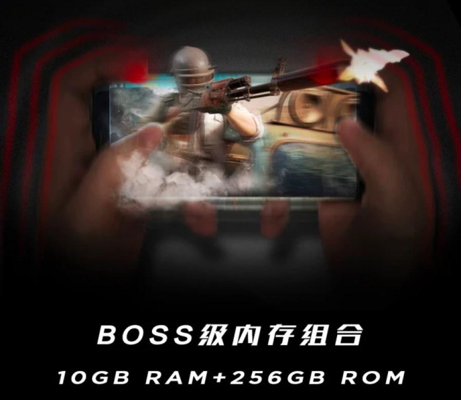Готовится к выходу Nubia Red Devil eSport: геймерский смартфон с 10 Гб оперативки – фото 4