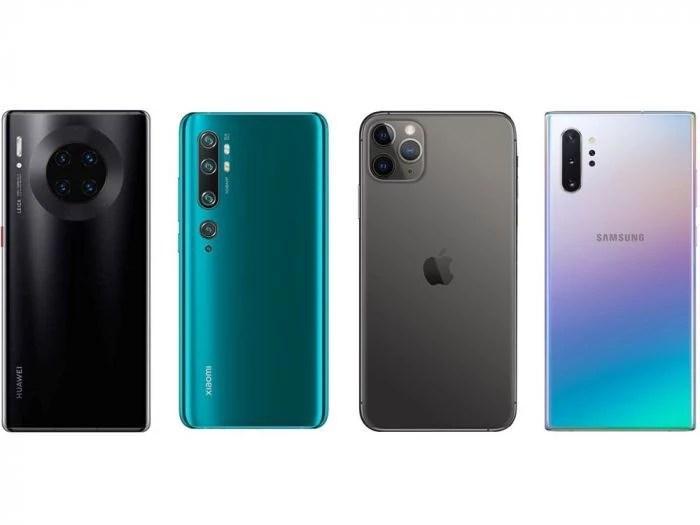 Топ-5 лучших камерофонов 2019 года: рейтинг DxOMark – фото 1
