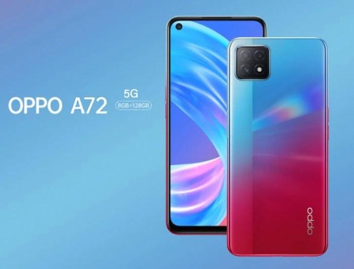 На сайте Geekbench появилась страница нового смартфона OPPO A72 с поддержкой 5G – фото 1