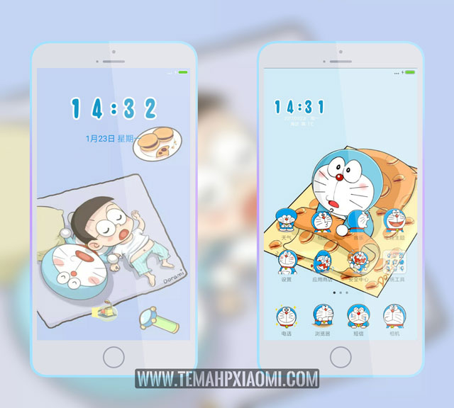 Doraemon & Nobita Sleep