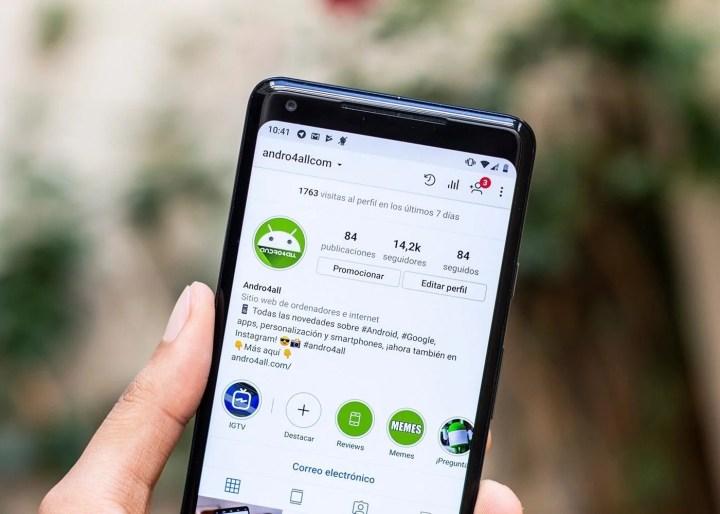 Instagram permite publicar en varias cuentas a la vez gracias a su nueva función