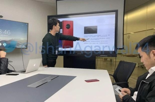 Diseño del OnePlus 5G filtrado