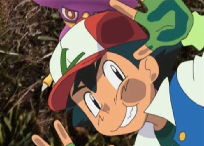 Pokémon GO Ash Ketchum