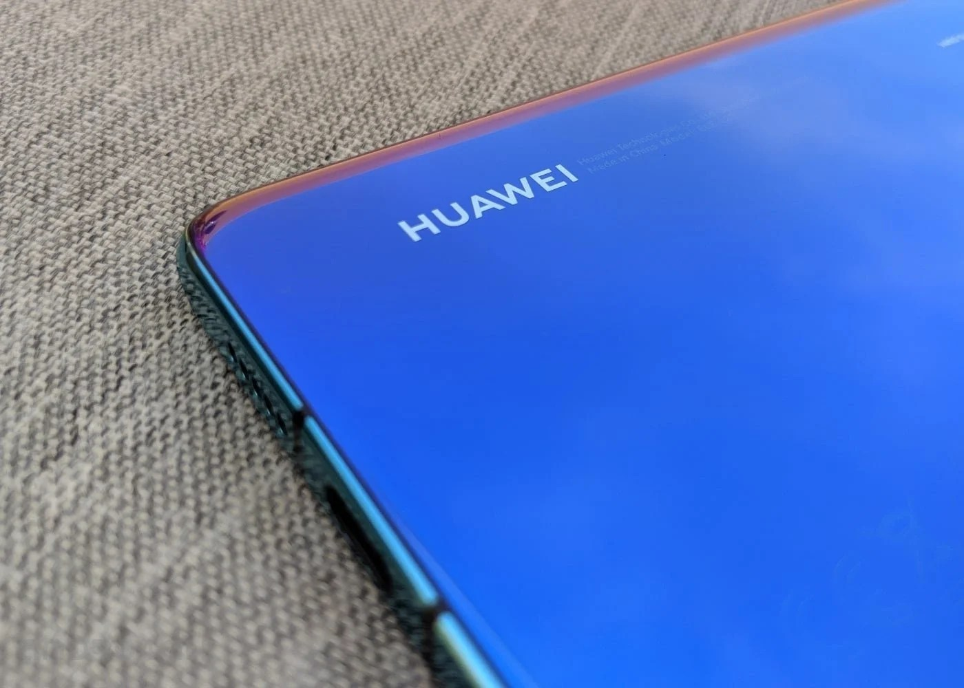 """According to Huawei, HarmonyOS is almost as good as Android: """"it's 70-80% of Android"""""""