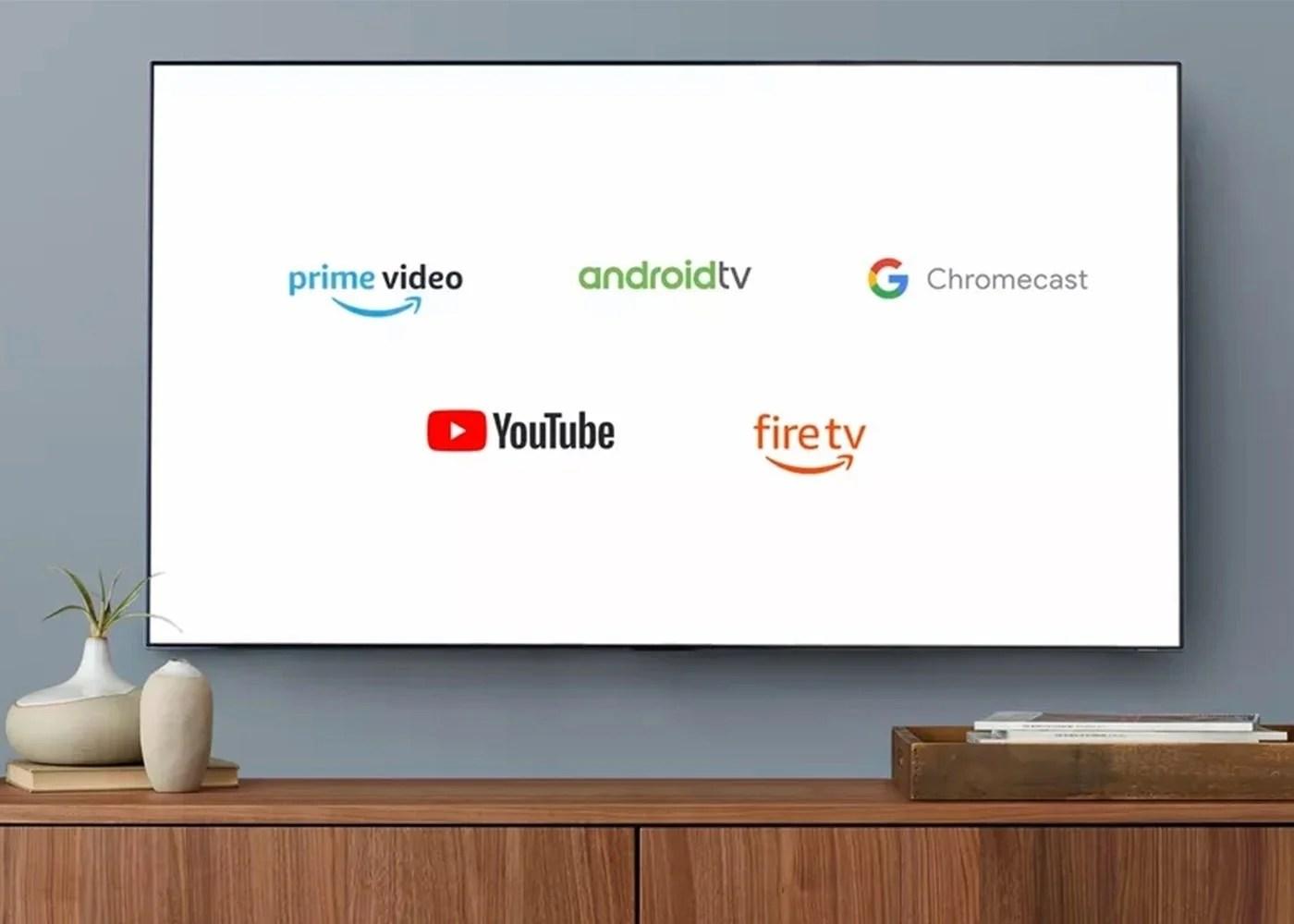 Amazon en Chromecast