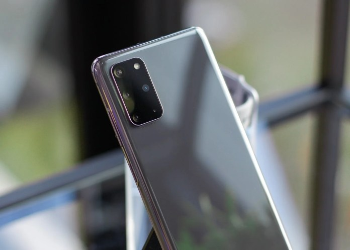 Samsung ищет другой уровень с Galaxy S20 Ultra, но ... и с S20 +?