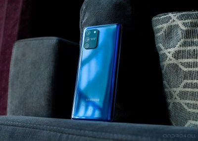Samsung Galaxy S10 Lite, review: price, features