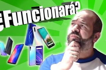 ¿Cómo saber si un smartphone funcionará en tu país?