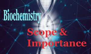 Medical Biochemistry Scope & Importance