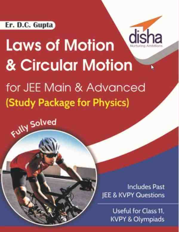 Laws of Motion & Circular Motion for JEE Main & Advanced 1