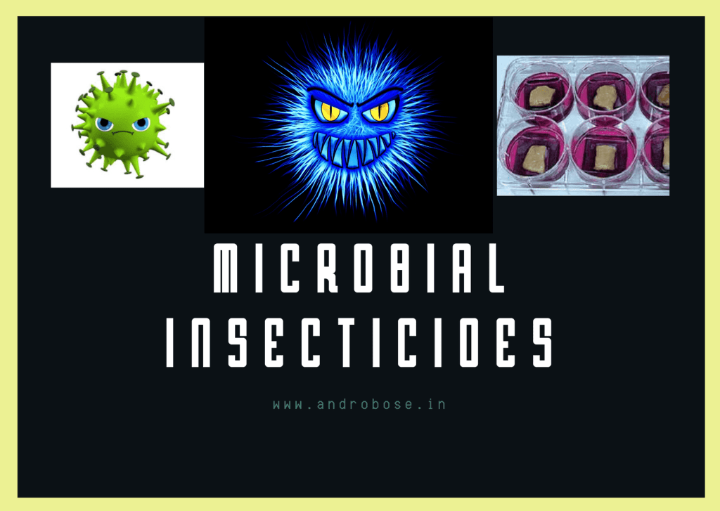 Microbial insecticides 9