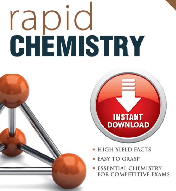 Mtg Rapid Chemistry pdf For NEET 1