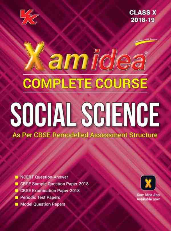 Xam Idea Class 10 Social Science Pdf