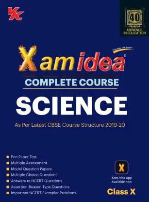 Xam Idea Class 10th Science