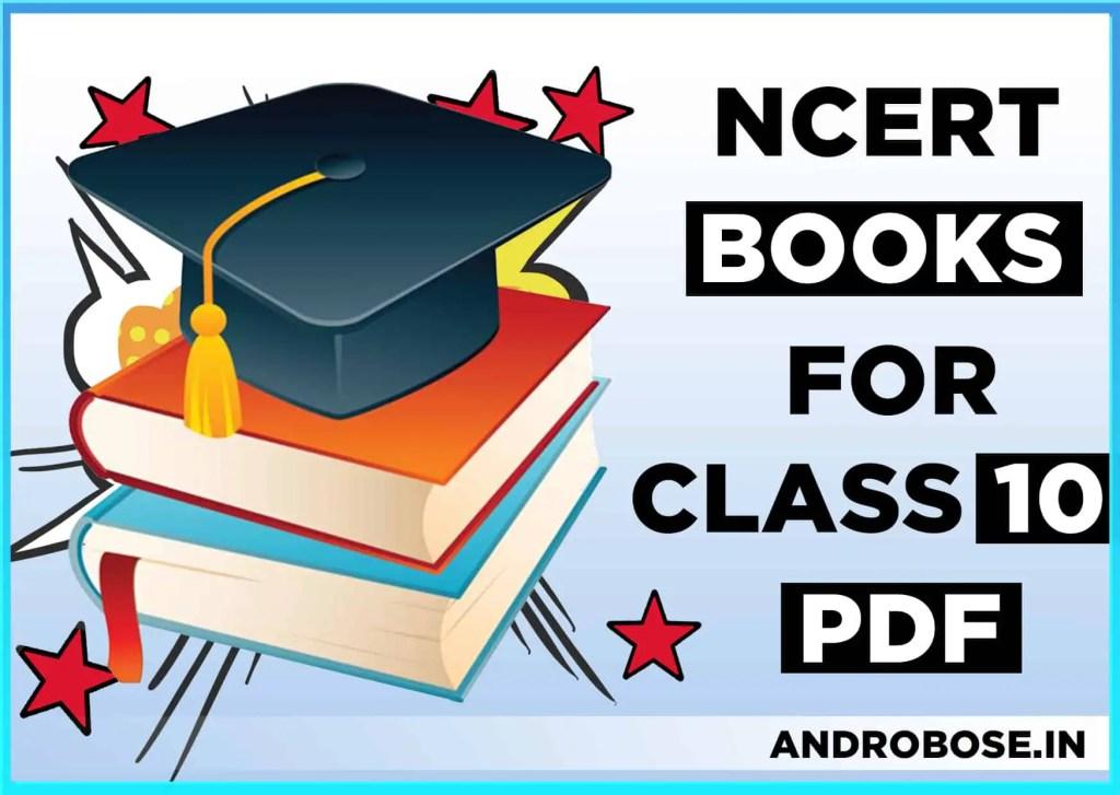 NCERT Books for Class 10 PDF