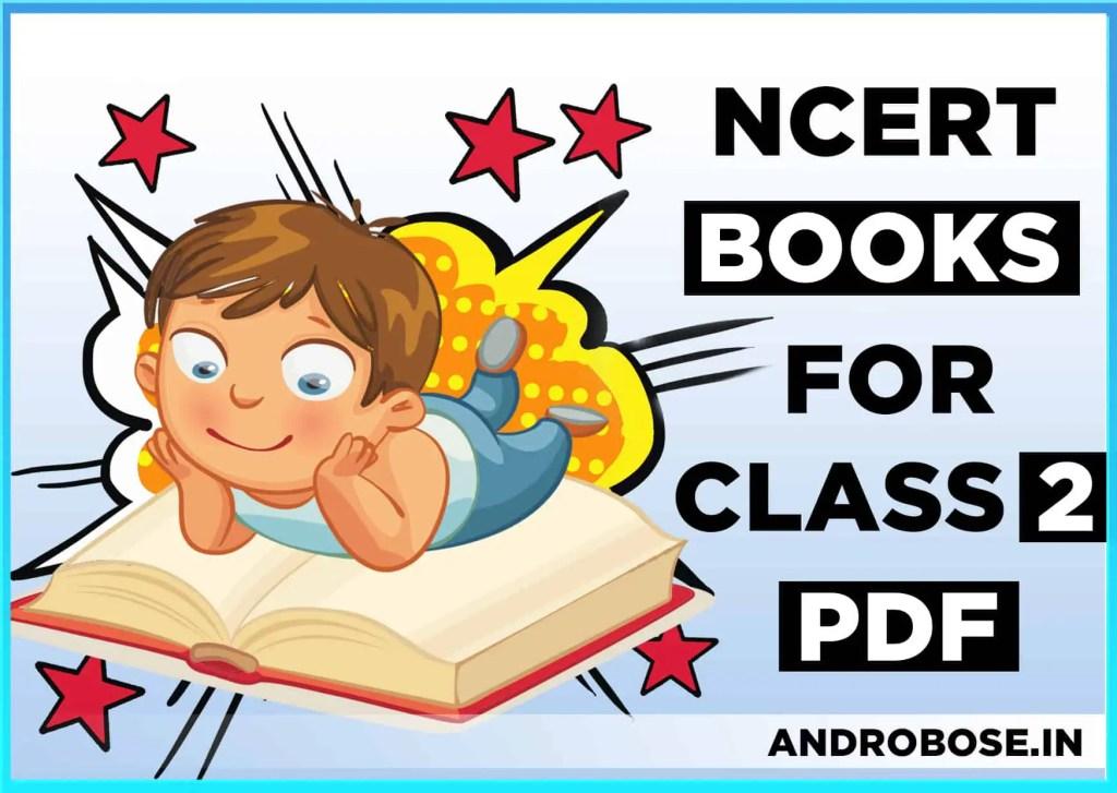 NCERT Books for Class 2 PDF