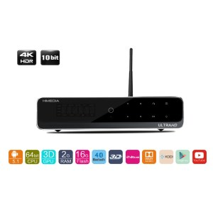 Himedia Q10 Pro, Hot 4K Ultra Output Android TV Box Android Box, Kodi 16.0 Google Android 7.1 Smart TV Box,Free/fast shipment