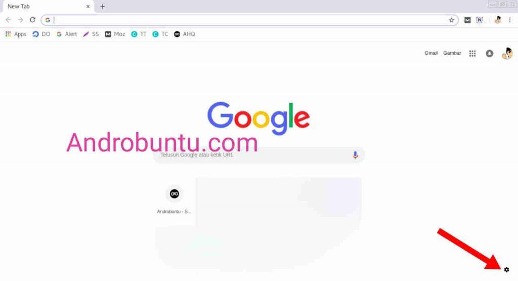 Cara Ganti Background Google Chrome Dengan Mudah Dan Cepat