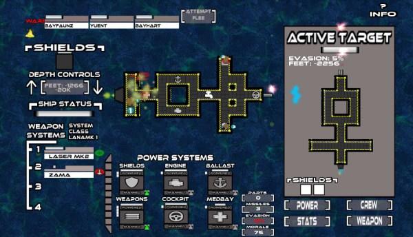psi-submarine