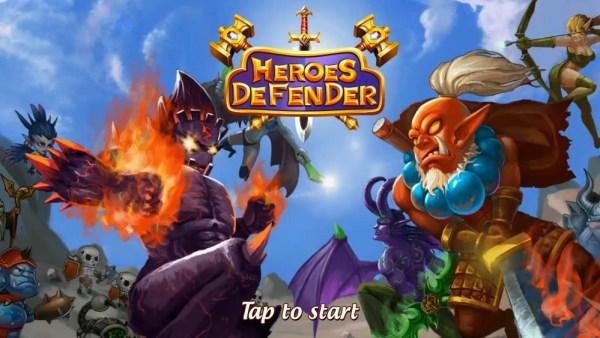 Heroes Defender or Defender Heroes?