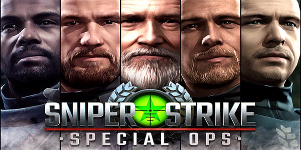 Sniper Strike: Special OPS receives a beefy update