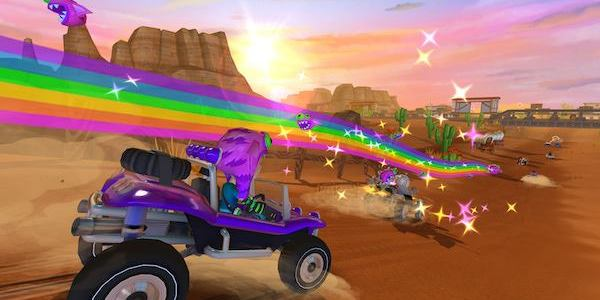 Beach Buggy Racing 2 coming in few months