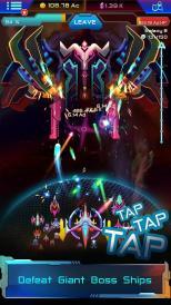 Void Troopers : Sci-fi Tapper