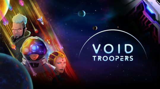 Void Troopers Featured on Google Play Early Access Collections