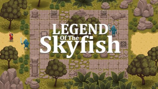 Legend of the Skyfish is on Sale