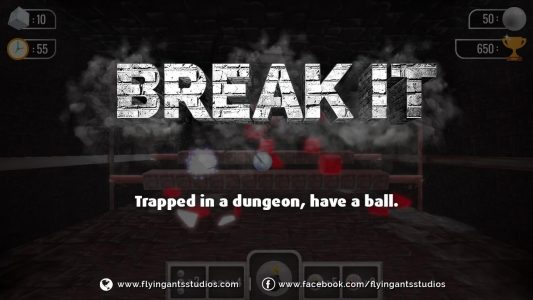 Break It – Cube Smash Released on Android