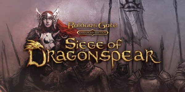Baldur's Gate: Siege of Dragonspear and Four Other Games on Sale