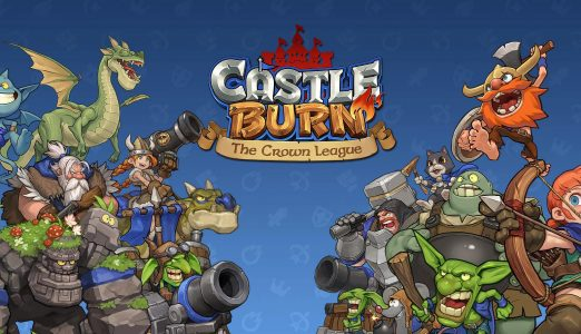 Castle Burn Celebrates 1 Million Downloads