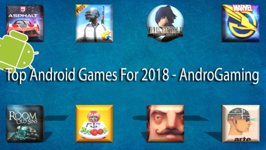 Top Android Games August 2018