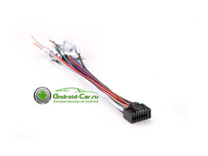 Dashlinq4 Ca-Fi. Универсальная 2DIN автомагнитола на