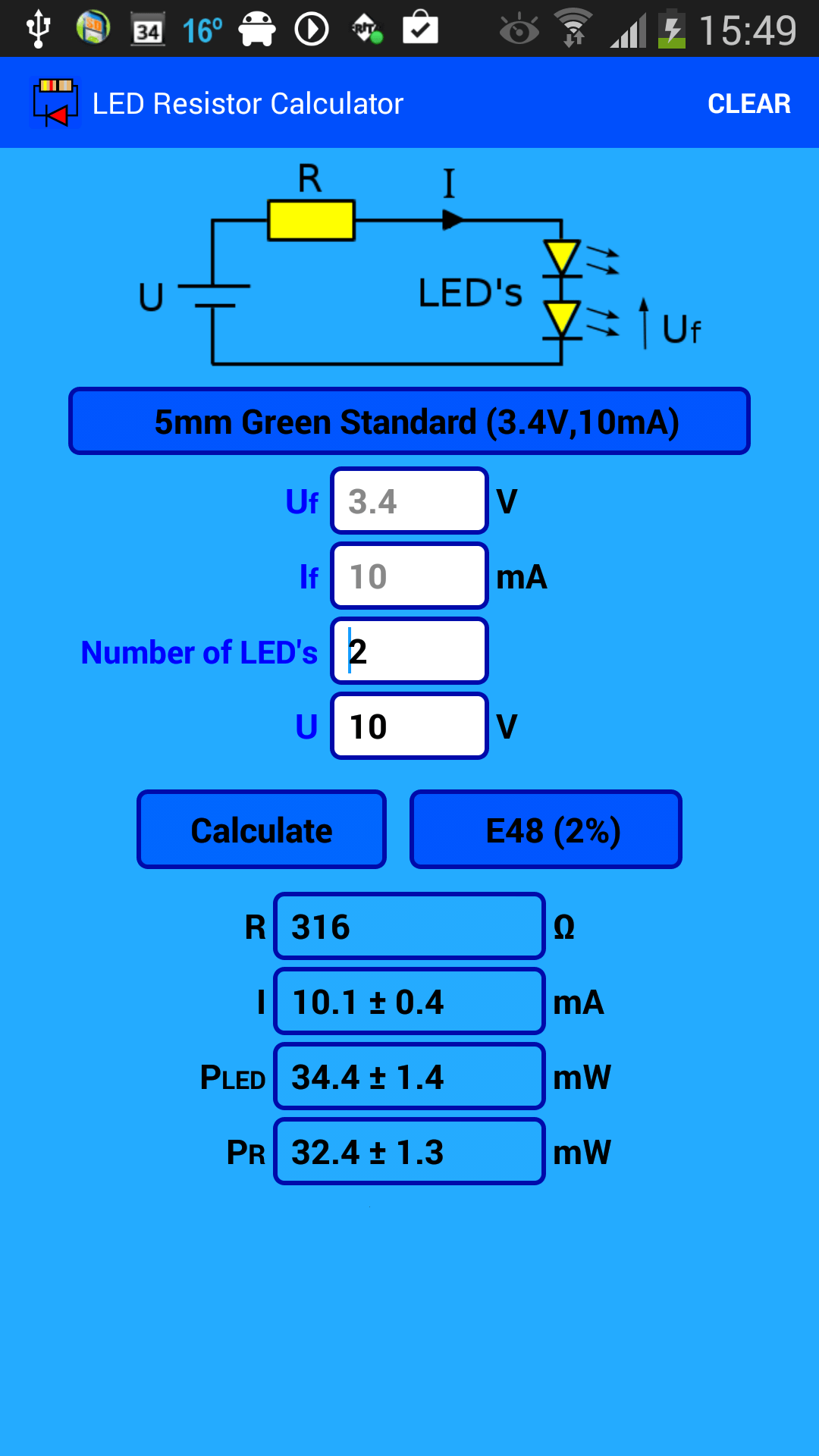 Timer Circuit In Addition Resistor Color Code Calculator On Timer