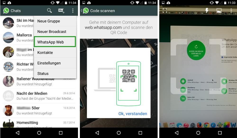Android Browser öffnet Werbung