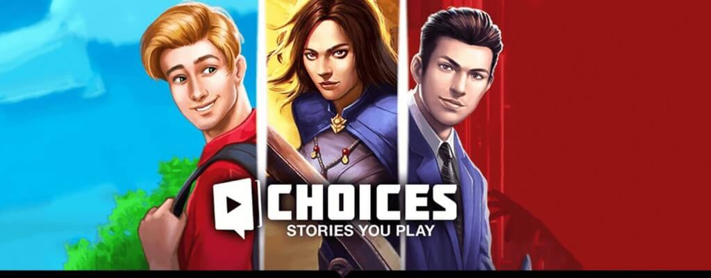 Screenshot Choices: Stories You Play