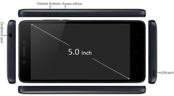 Elephone P6000 Pro 2