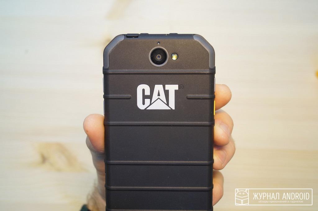 Обзор Cat S30