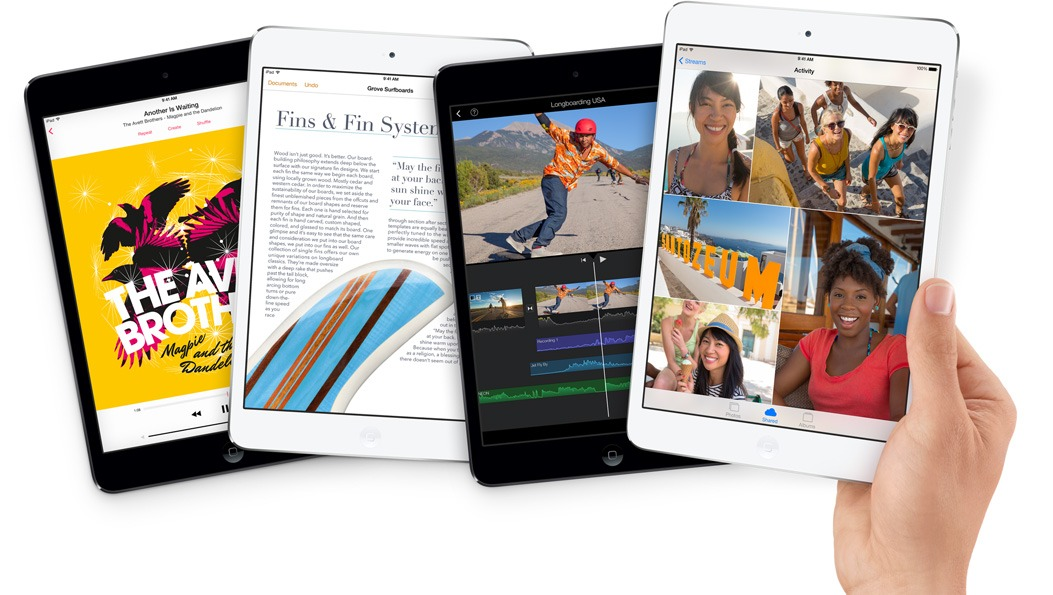 APPLE iPad mini with Retina display - Какой планшет купить?