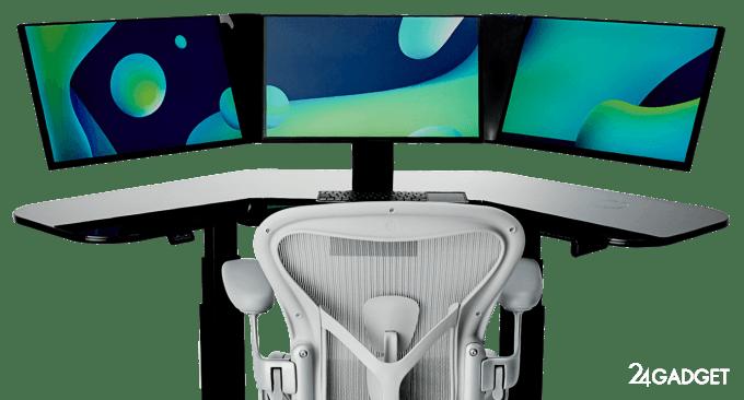 Умный стол Cemtrex SmartDesk: мечта фрилансера или шпиона