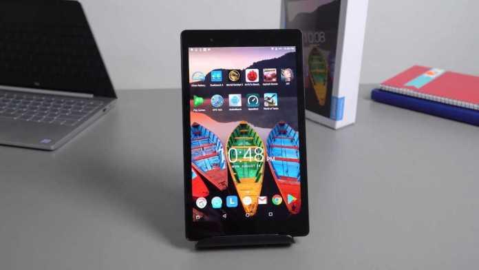 Lenovo P8 — лучший планшета 2018 года до 15000