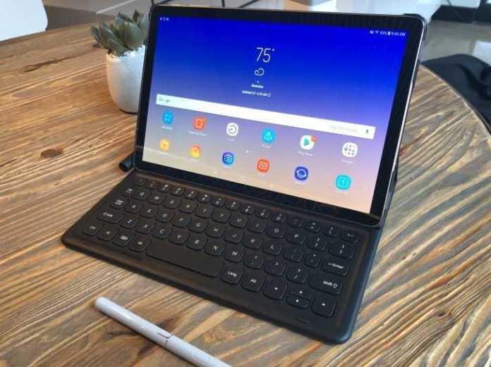 Samsung представила очень мощный планшет Galaxy Tab S4, знаете сколько стоит?