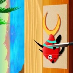 Kitchen Game Table Chairs 鱼烹饪厨房游戏下载2018安卓最新版 鱼烹饪厨房游戏手机官方版免费安装 鱼烹饪厨房游戏截图
