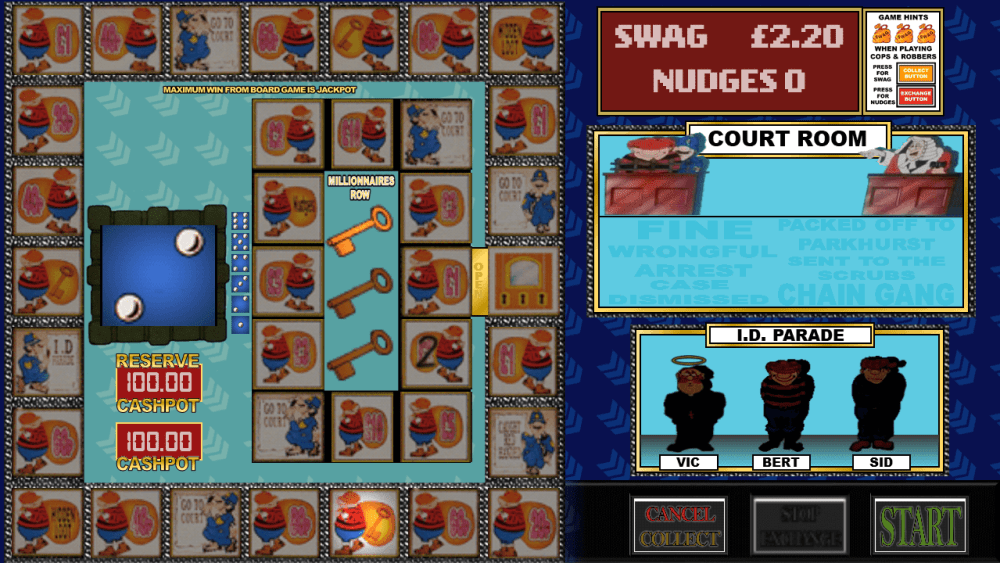 Cops N Robbers Club For Android Boardgame