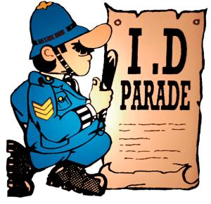 Cops N Robbers ID Parade